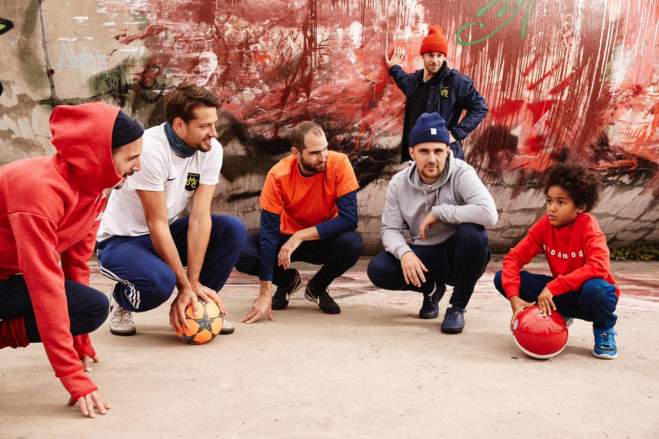 Leopold Fiala Photography VW – we drive football